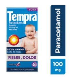TEMPRA PED GTS 30ML