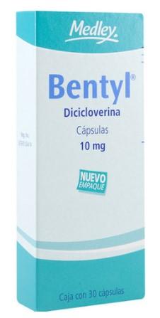 BENTYL 10MG CAP C/30