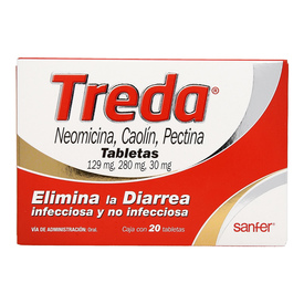 TREDA TAB C/20