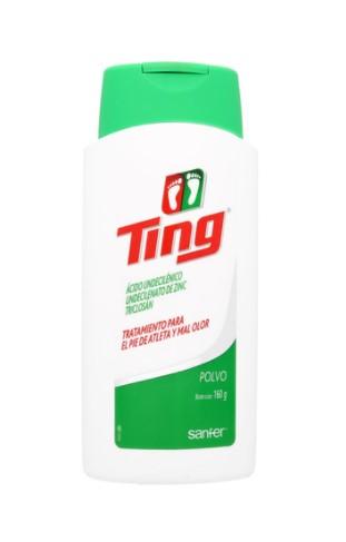 TING POLVO 160GR