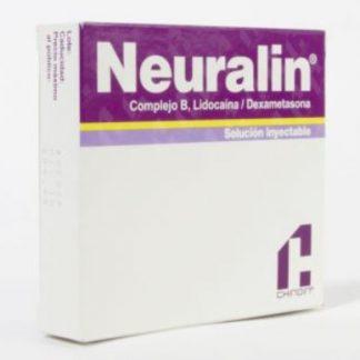 NEURALIN SOL INY AMP C/2