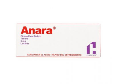 ANARA TAB C/20