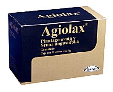 AGIOLAX GDO 5GR SOB C/20