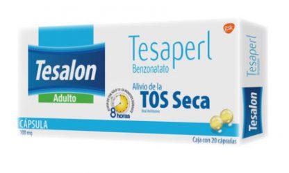 TESALON 100MG PERLAS C/20