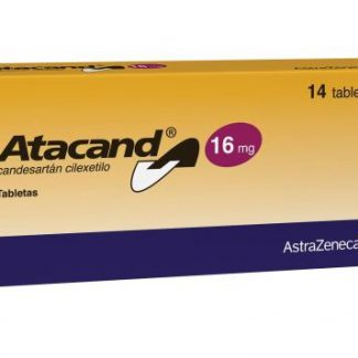 ATACAND 16MG TAB C/14