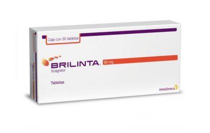 BRILINTA 90MG TAB C/30