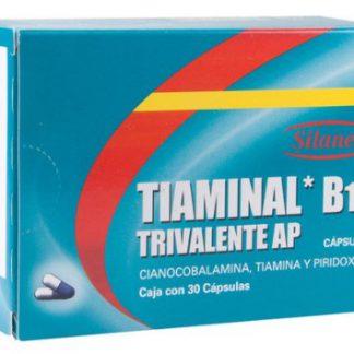 TIAMINAL B-12 TRIV AP CAP C/30
