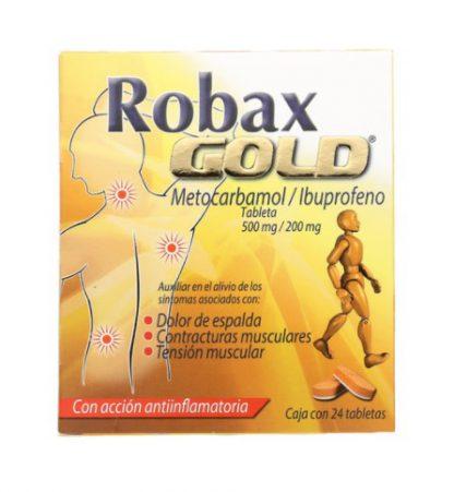 ROBAX GOLD TAB C/24
