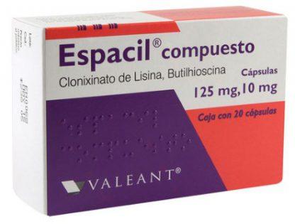 ESPACIL COMP CAP C/20