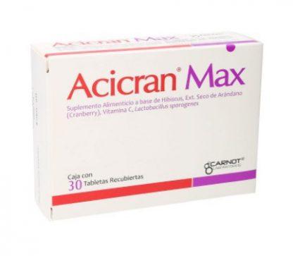 ACICRAN MAX TAB C/30