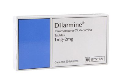 DILARMINE TAB C/25