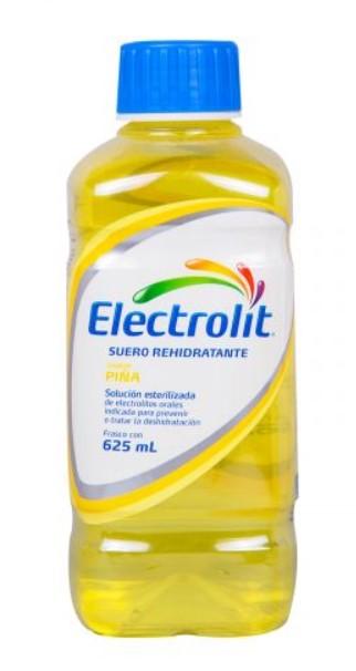 ELECTROLIT 625ML PIÑA