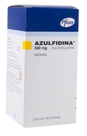 AZULFIDINA GRAGEAS C/60