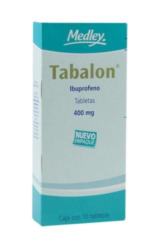 TABALON 400MG TAB C/10
