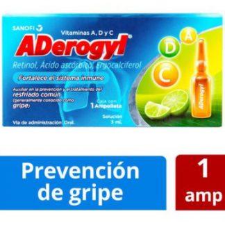 ADEROGYL 15 SOL ING AMP C/1