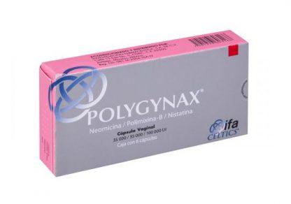 POLYGINAX OV VAG C/6 CAPS VAGINALES