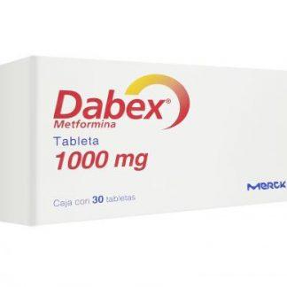 DABEX 1000MG TAB C/30