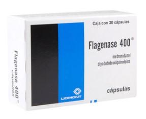 FLAGENASE 400MG CAPS C/30