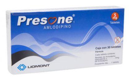 PRESONE-1 5MG TAB C/30
