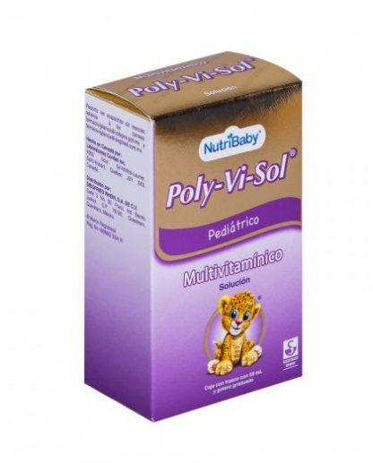 POLY-VI-SOL GTS PED 50ML