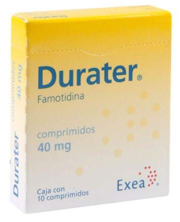 DURATER 40MG CPR C/10
