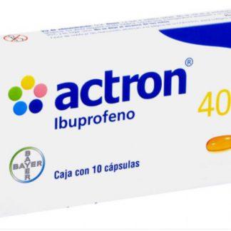 ACTRON 400MG CAP C/10