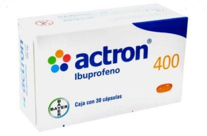 ACTRON 400MG CAP C/30