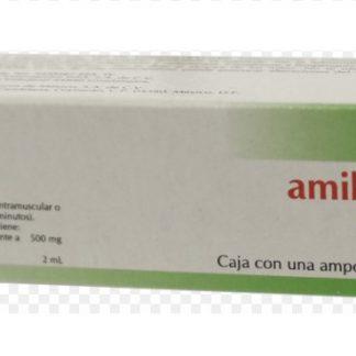 AMIKAC 500MG 1AMP 2ML PLAST