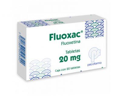 FLUOXAC 20MG TAB C/20