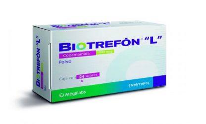 BIOTREFON L 1000MCG SOB C/24