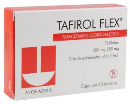 TAFIROL FLEX 300MG-250MG TAB C/30