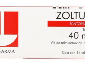 ZOLTUM 40MG CPR C/14