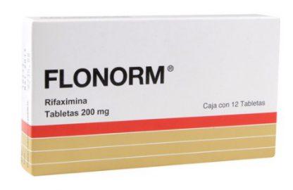 FLONORM 200MG TAB C/12