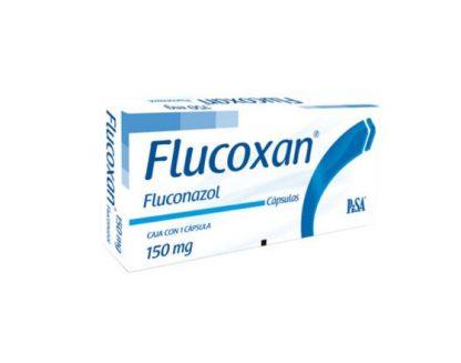FLUCOXAN 150MG CAP C/1