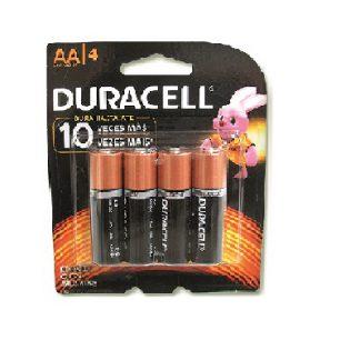 DURACELL AA C/4 PILAS