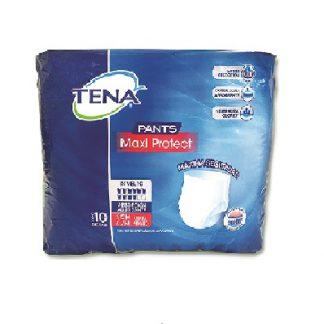 TENA PANTS MEDIANO C/10 PZAS