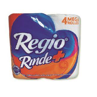 REGIO RINDE+PAPEL HIG C/4 ROLLOS