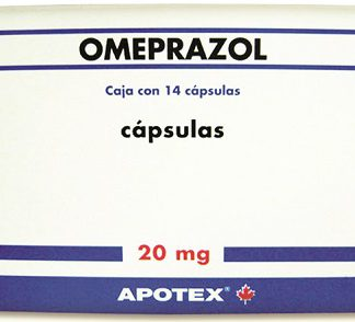 AP OMEPRAZOL 20MG CAP C/14