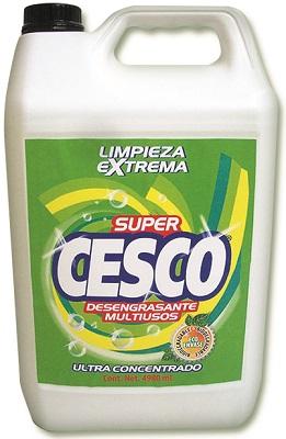 CESCO DESENGRASANTE MULTIUSOS 4980ML