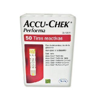 ACCU-CHEK PERFORMA C/50