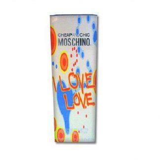 MOSCHINO I LOVE  LOVE EDT SPRAY 100ML
